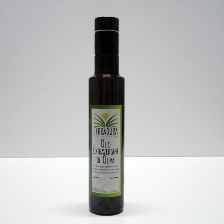 Extra virgin olive oil 0,25 l
