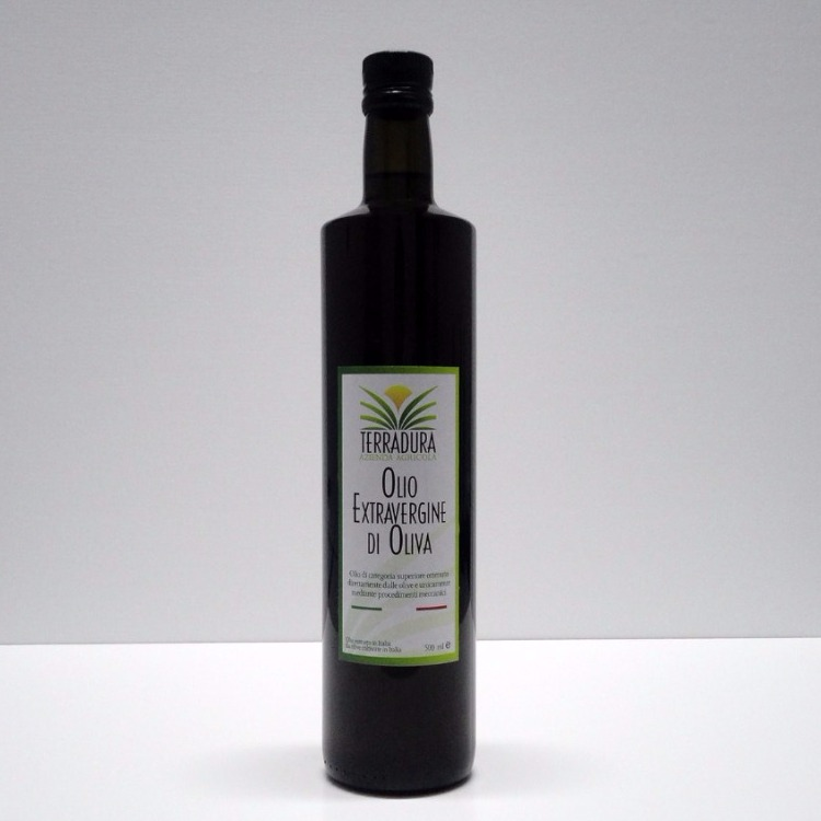 Extra virgin olive oil 0,5 l