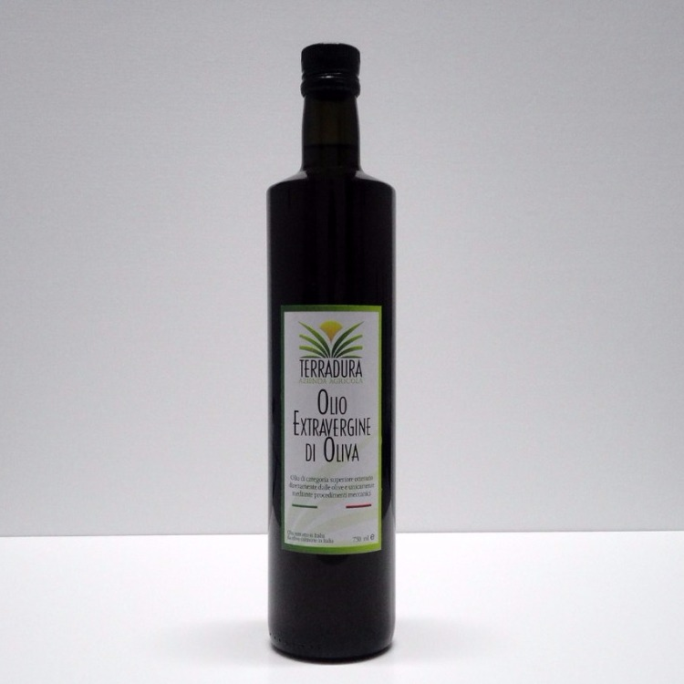 Extra virgin olive oil 0,75 l